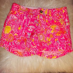 LILLY PULITZER- kini in the keys callahan shorts